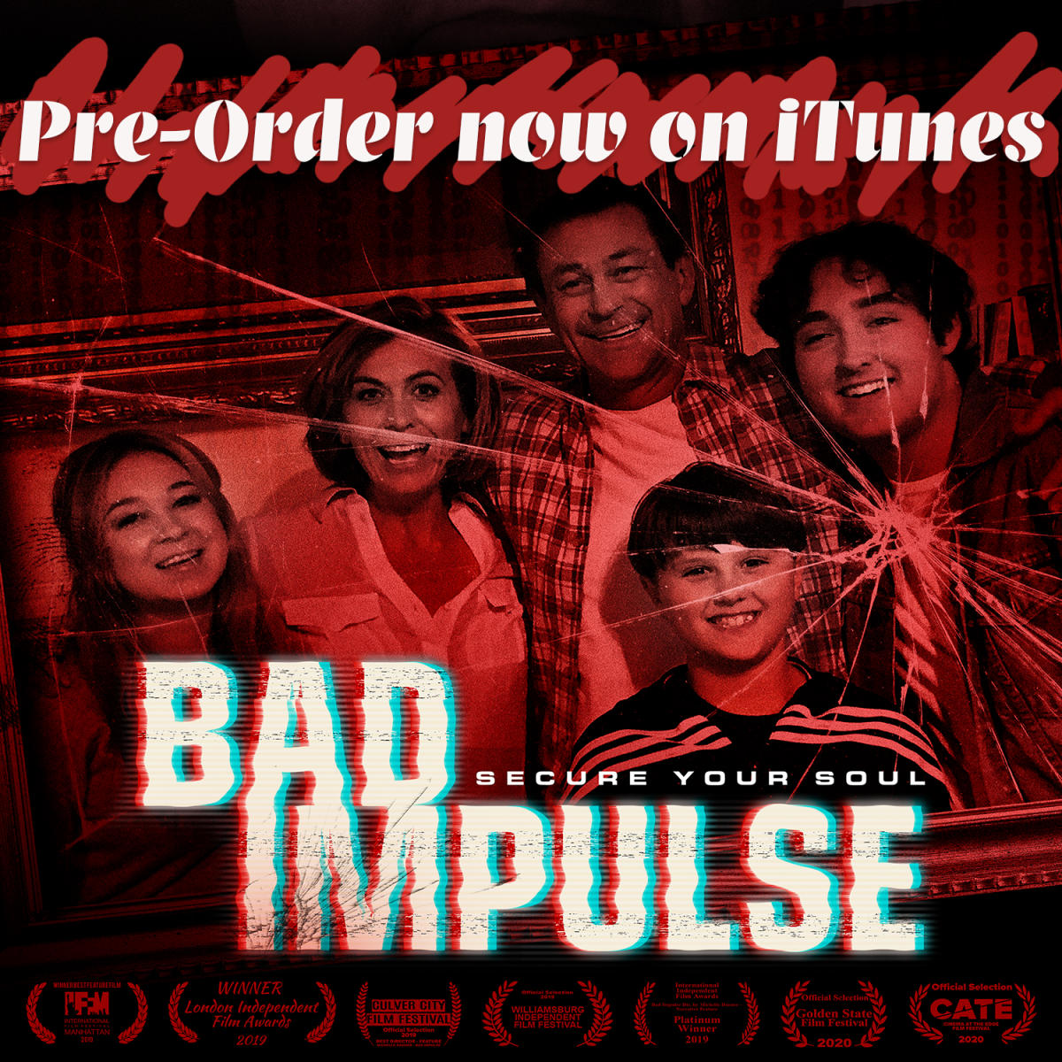 official release of Bad Impulse